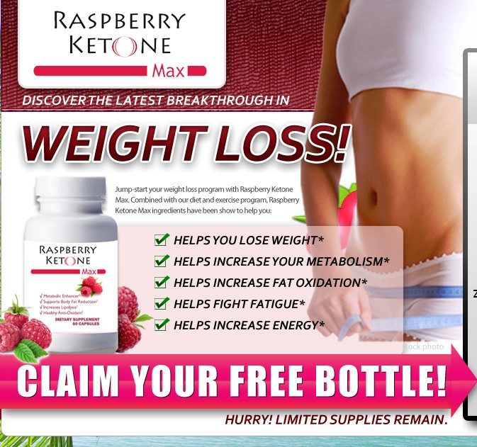 Raspberry Ketone Max Weight Loss