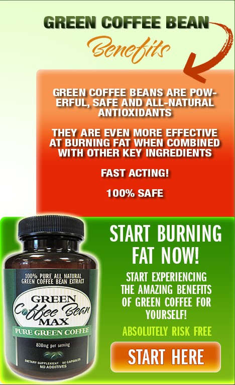 Green Coffee Beans Max Weight Loss