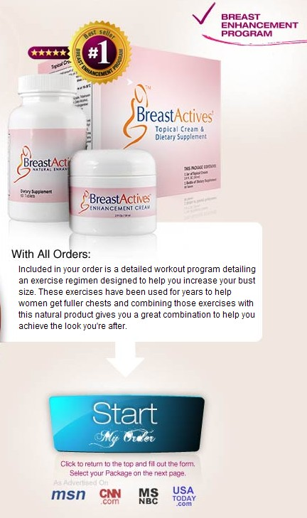 Buy Breast Actives Enhancement
