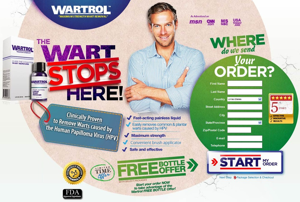 Wart Remover Natural Health Oasis