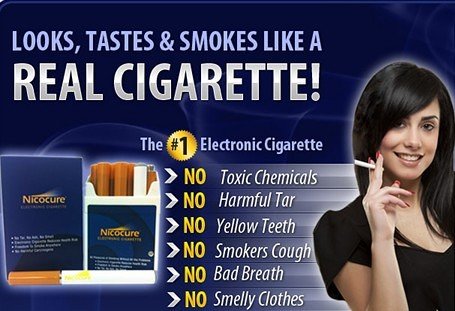 Electronic Cigarettes Risks