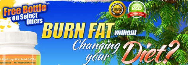 Free Bottle Burn Fat Without Diet